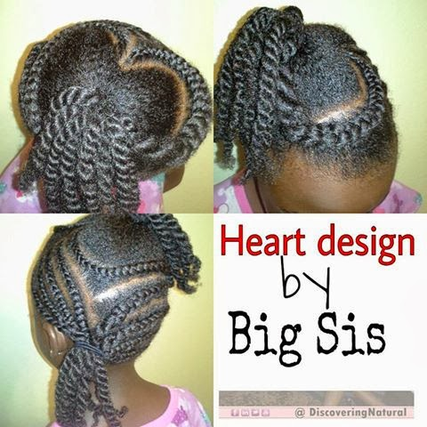 Video: How to Cornrow Your Kids Natural Hair