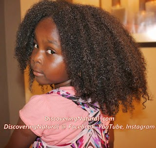3 Ways to Simplify Your Afrokids Hair Regimen