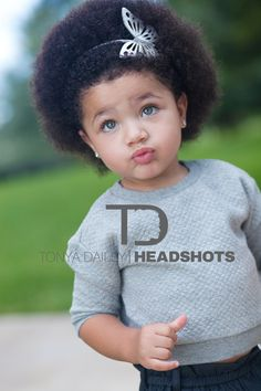 5 Ways to Style Your Child's Short Natural Hair (TWA)