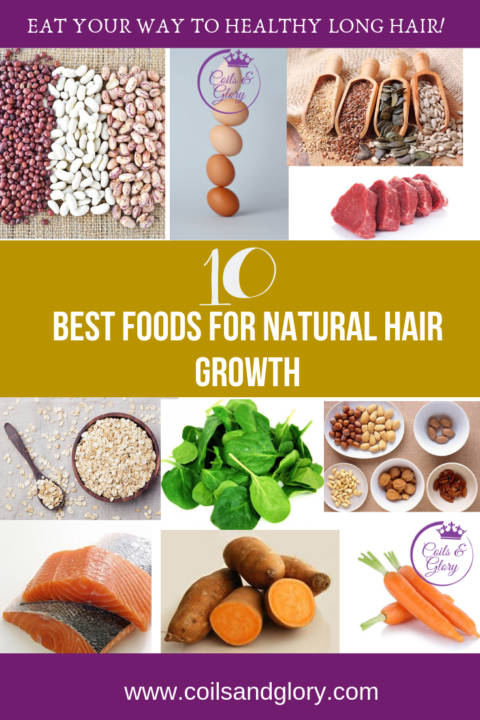 BEST FOODS FOR HAIR GROWTH
