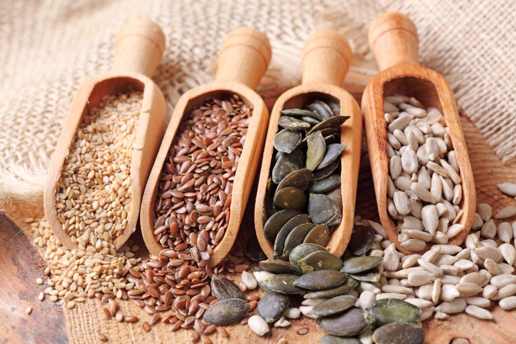 foods for natural hair growth
