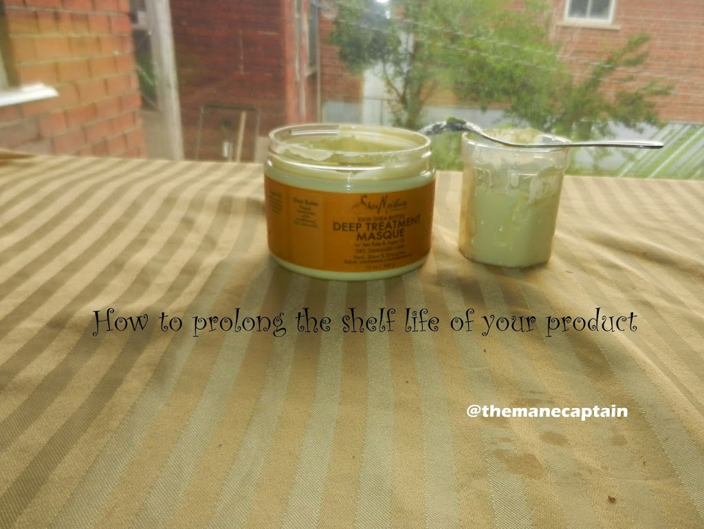 How to Preserve the Shelf Life of Your Natural Hair Products