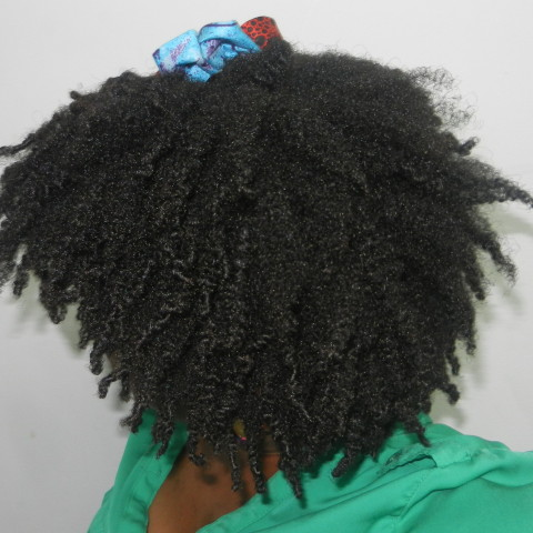 Is Your Hair Always Dry, Hard, Rough and/or Breaking? Click Here for Moisture-Retention