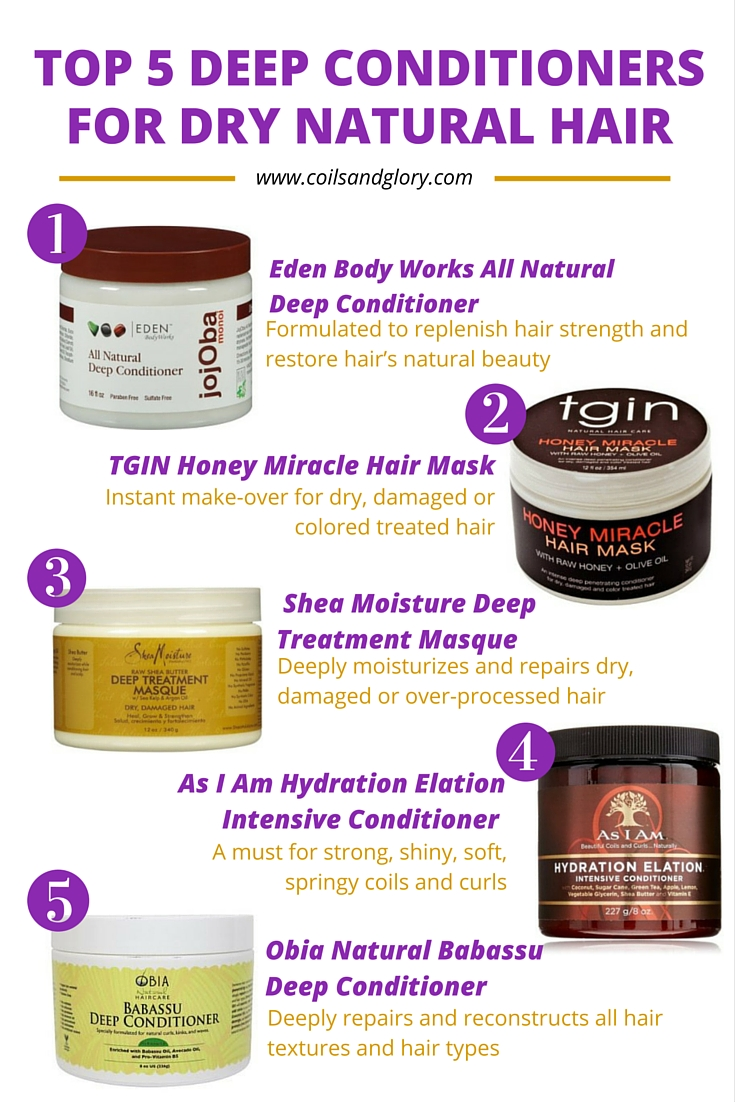 Best Deep Conditioners For 4c Hair