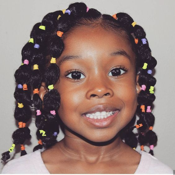 Cute Back To School Natural Hairstyles
