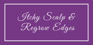 natural hair itchy scalp
