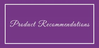 natural hair products recommendations