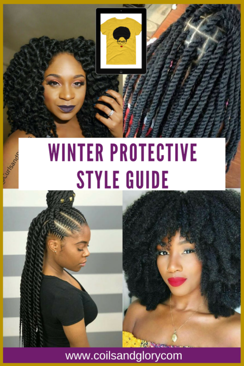winter protective styles