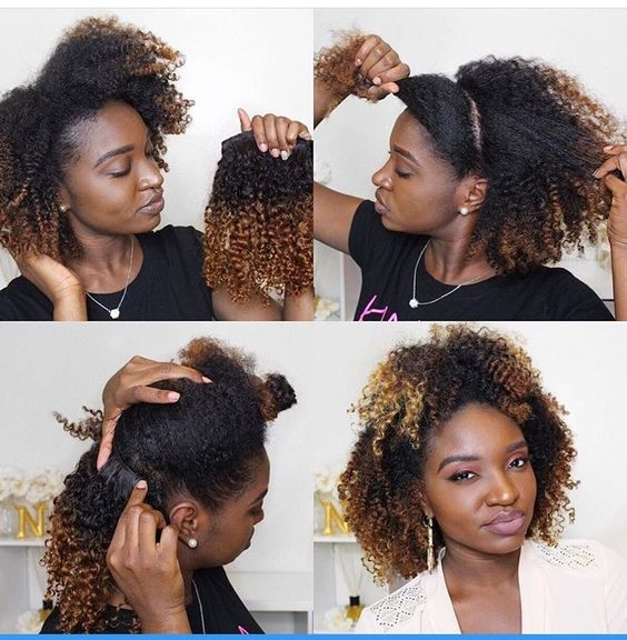 winter protective styles for 4c hair