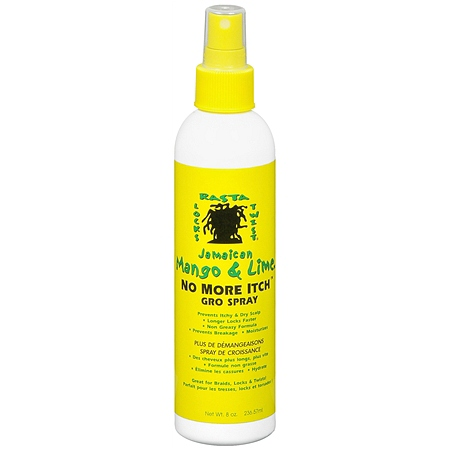 natural hair growth spray