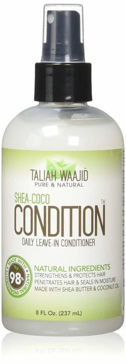 leave-in conditioner for curly hair