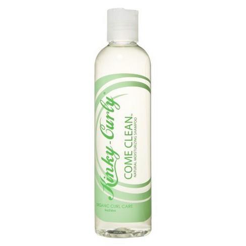 clarifying shampoo for natural hair