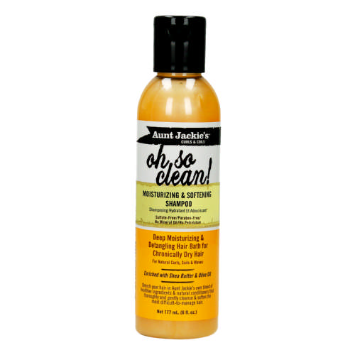 clarifying shampoo for black hair