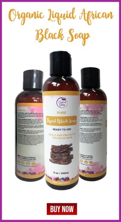 clarifying shampoo for natural black hair