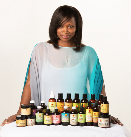 black owned natural hair businesses holidays