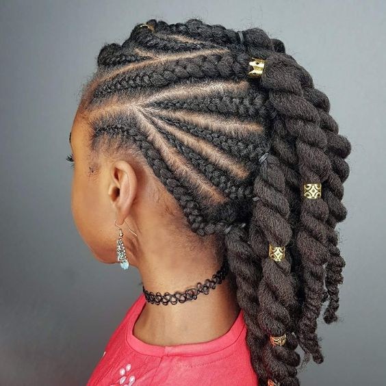 Superb 10 Holiday Hairstyles For Natural Hair Kids Your Kids Will Love Schematic Wiring Diagrams Phreekkolirunnerswayorg