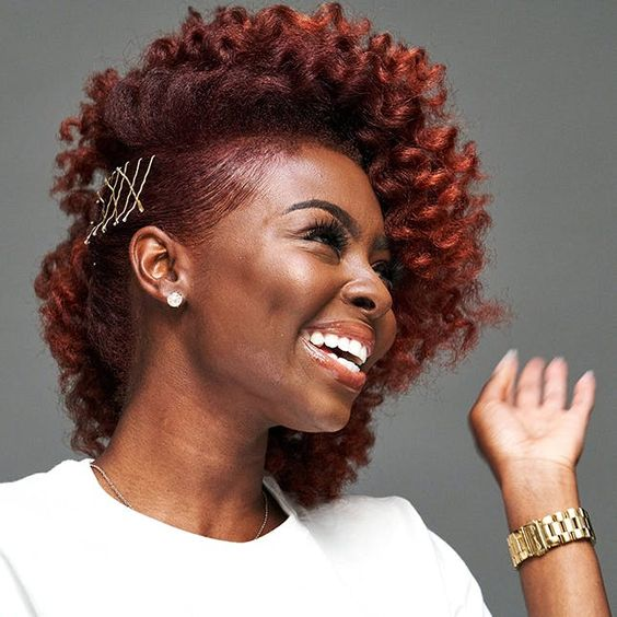 holiday hairstyles for natural hair