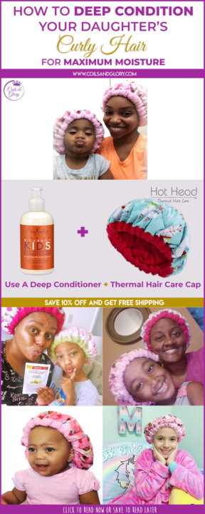 deep condition kids natural hair