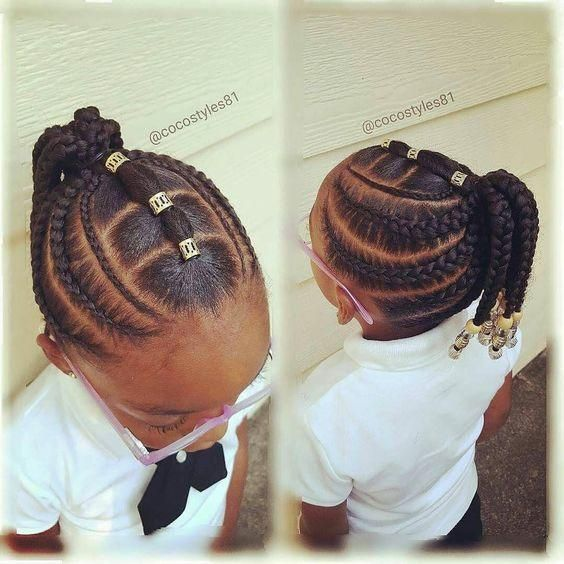 easy protective styles for kids