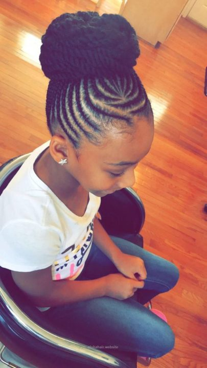 protective hairstyles for kids