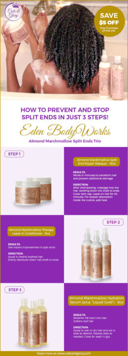 split ends repair treatment