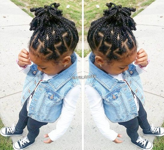 30 Easy Natural Hairstyles Ideas For Toddlers Coils And