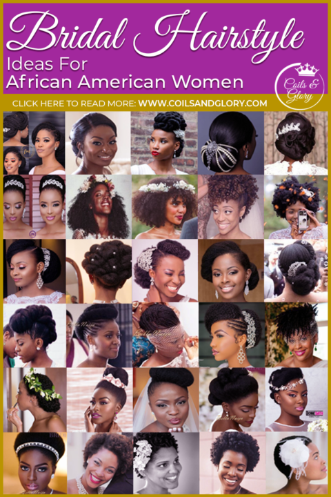 natural hairstyles for weddings