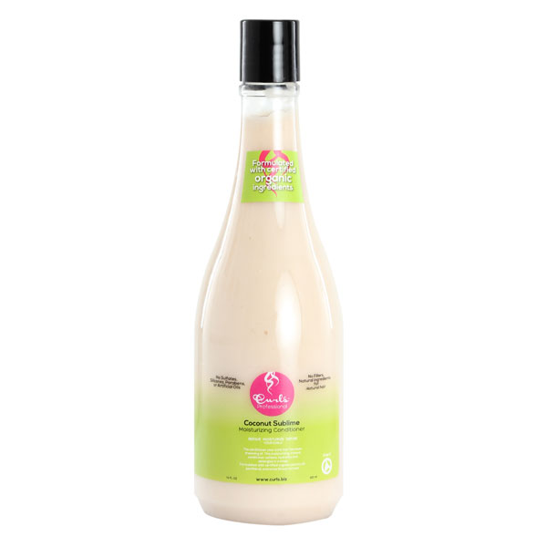 silicone free hair conditioner for natural hair