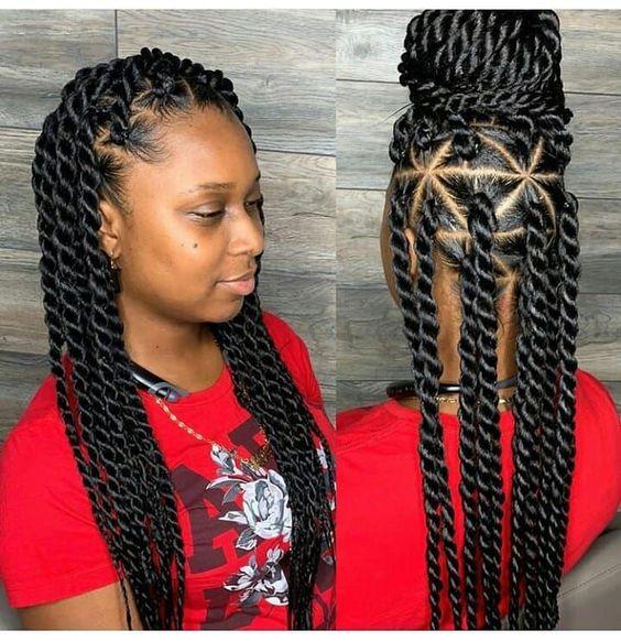 long havana twist hair