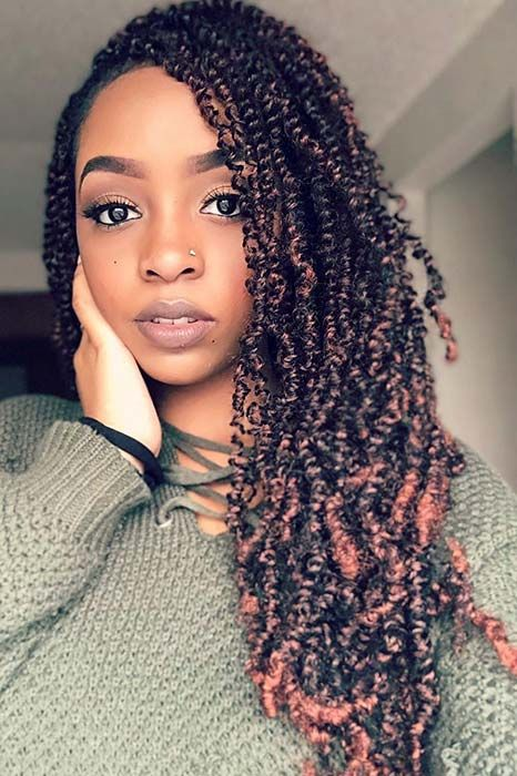 passion twist crochet braids