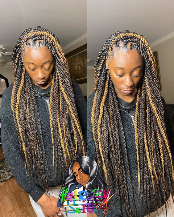 What hair do you use for Marley twists?