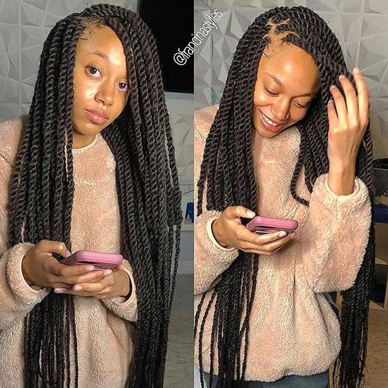 How do you style Marley twists?