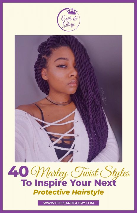 marley twists hairstyles