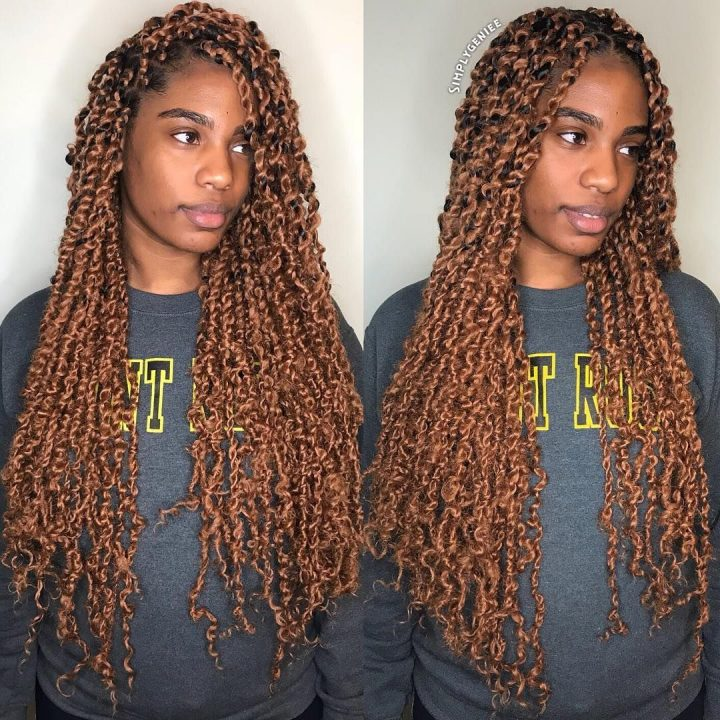 long passion twist hairstyle