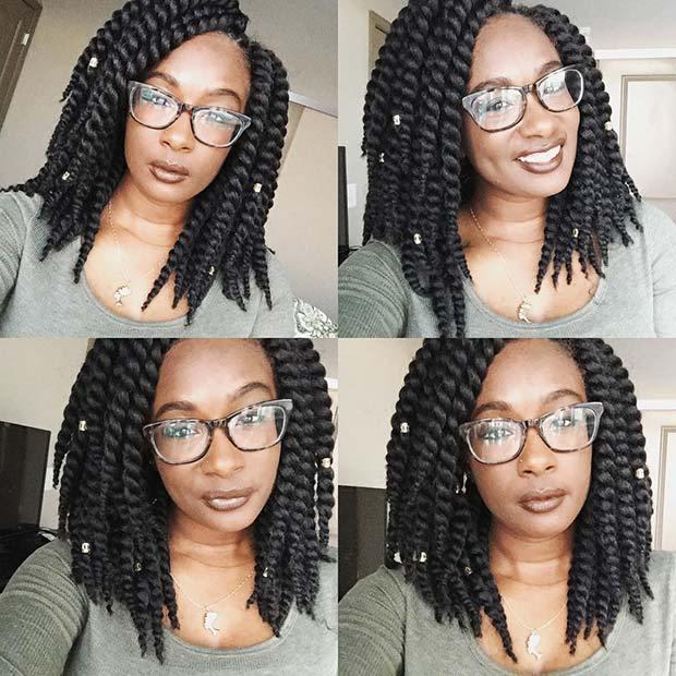 natural havana twist hairstyles