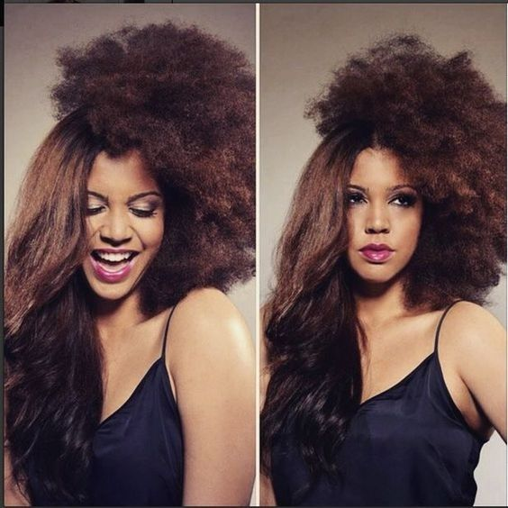 3b natural hair shrinkage