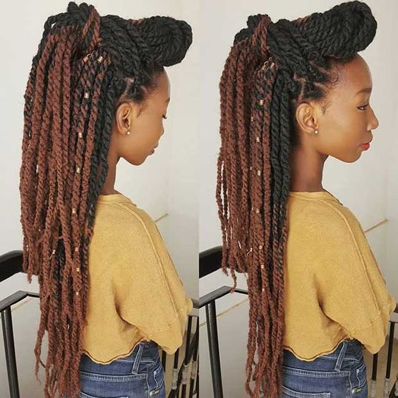 marley twists hair packs