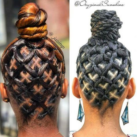 Easy Rubber Band Hairstyles On Natural Hair Worth Trying