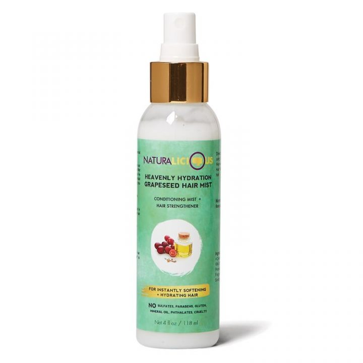 protein free leave-in conditioner for 4c hair
