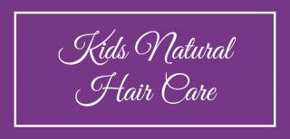 black kids natural hair tips